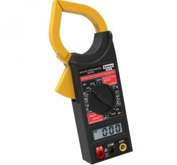 Alicate amper�metro digital