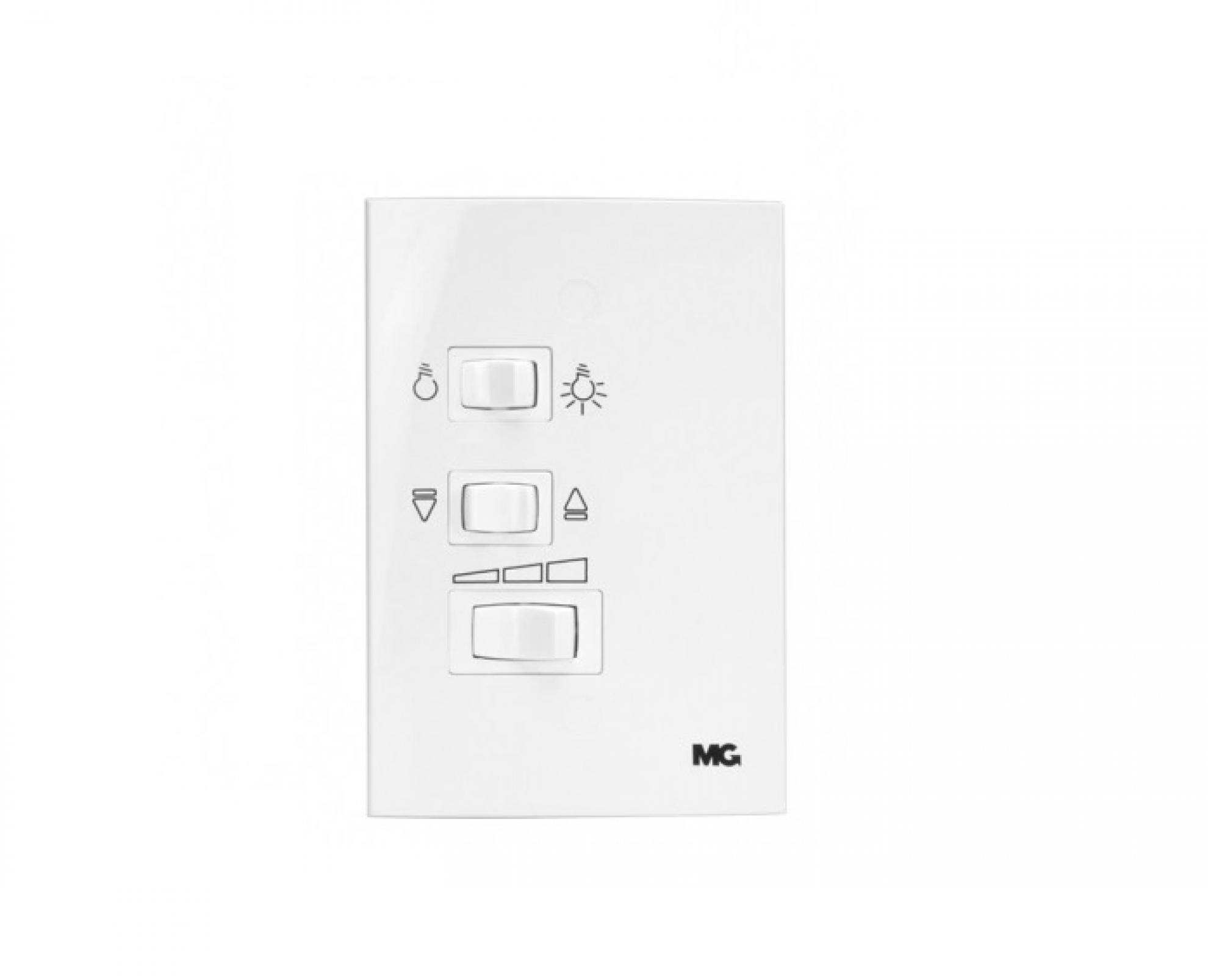 Conjunto Controle para Ventilador n�o modular