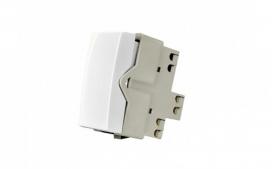 Interruptor Simples de 10A- Branco