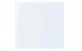 Placa 4x4 Cega - Branco