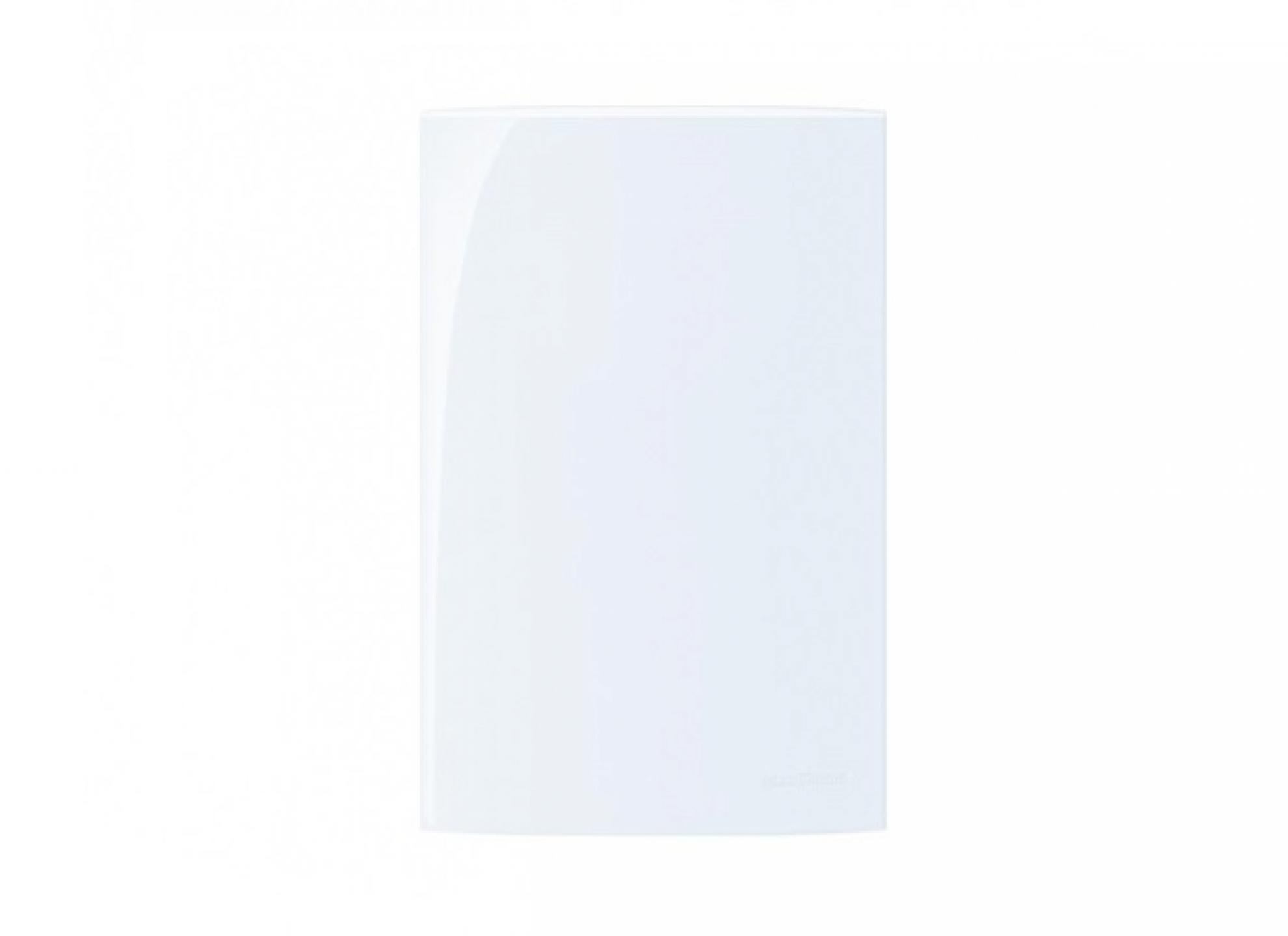 Placa 4x2 Cega - Branco