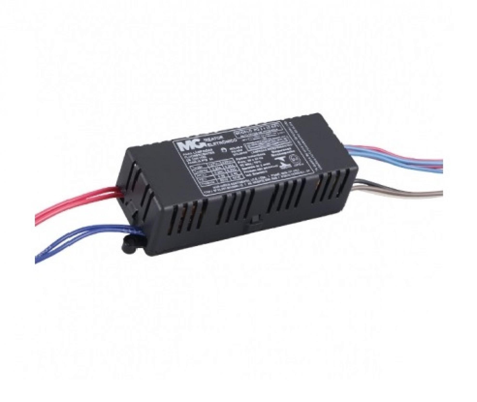Reator Eletr�nico para 2 L�mpadas de 32W Bivolt - Alto Fator