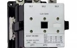 CONTATOR 250 A 2NA+2NF CJX1S 250 22 220V