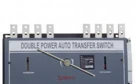 Chave de Transfer�ncia Rede/Gerador Autom�tica HYCQ5M-800 800A - Atua Sob Carga