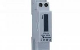 Medidor (KWH) Monofasico DDS-1V-18L 50A