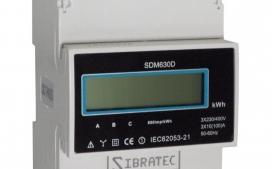 MEDIDOR KWH TRIFASICO 100A SDM530D