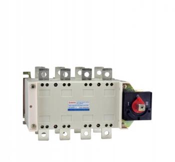 Chave de Transfer�ncia Rede/Gerador SGLZ4 250A - Tetrapolar - com 3 Posi��es - Haste com 30cm
