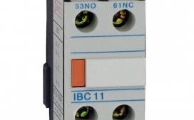 Bloco de Contato Auxiliar IBC11 - 1NA+1NF para Contator Linha IC e CJX2S-Z