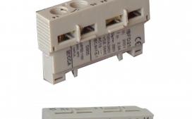 Bloco de Contato Auxiliar IBC11 - 1NA+1NF para Contator Linha IC e CJX2