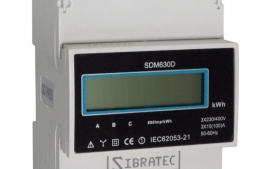 MEDIDOR KWH TRIFASICO  DTS35L TC 400-5