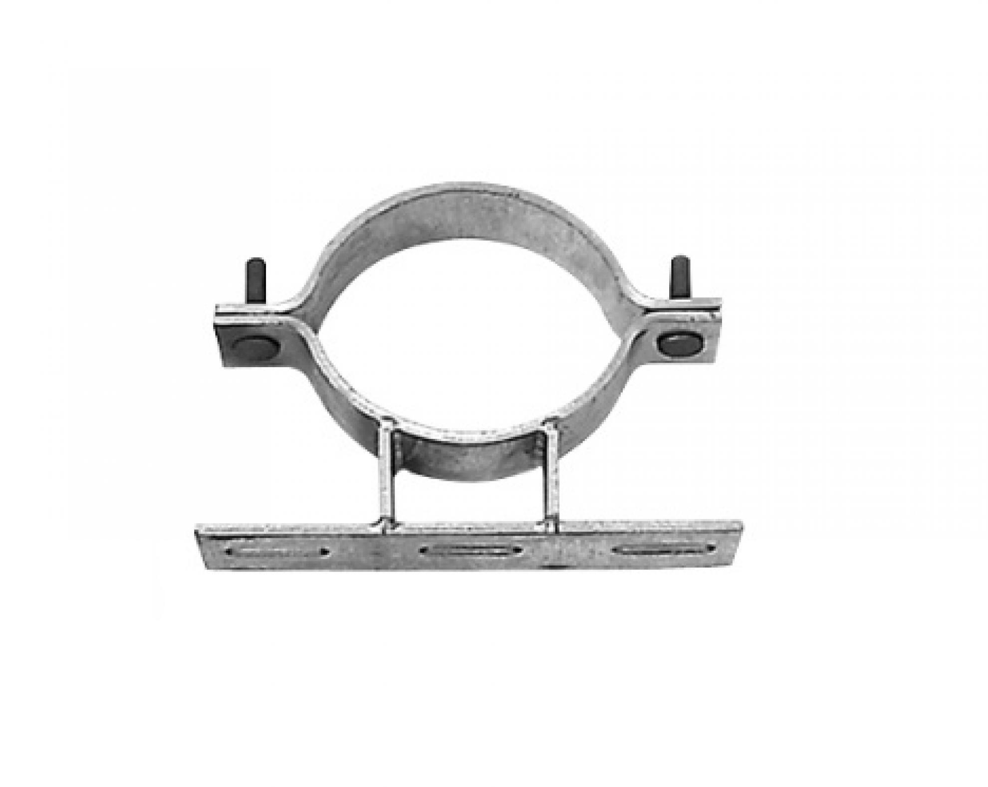 """Suporte circular 5/16"""" - X225MM"""