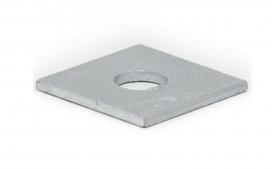 Arruela quadrada - 038x03x18MM