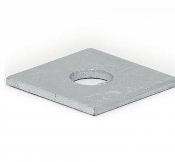 Arruela quadrada - 100x05x18MM