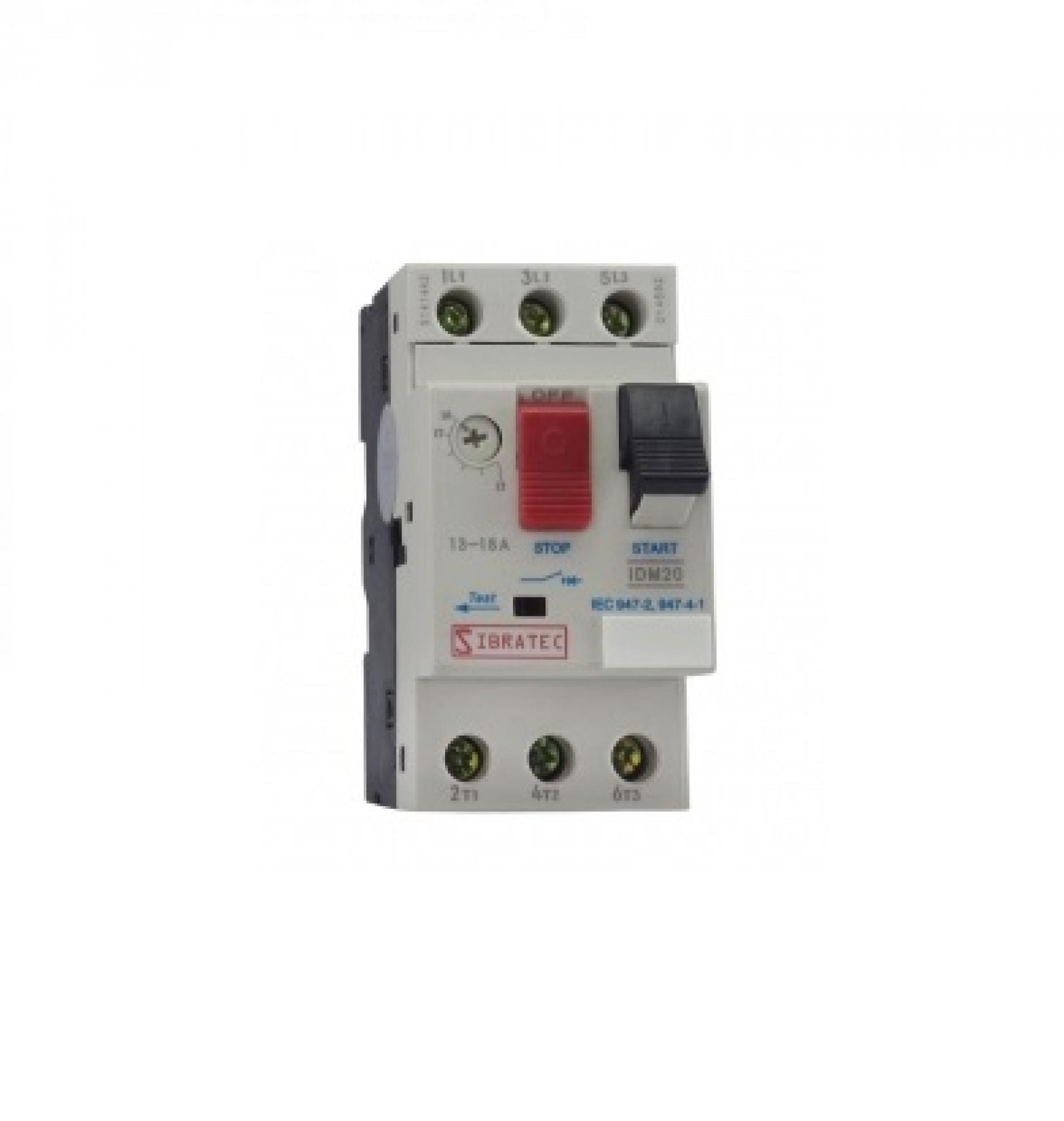 Disjuntor Motor 10-16A MPW18