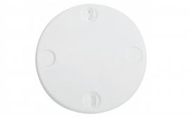 Placa Cega redonda - 4