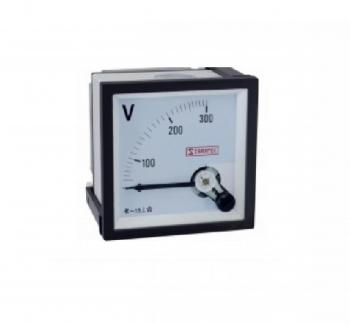 Amperimetro 72x72 0/5A sem escala - SF72-0/5