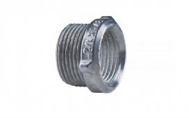 Bucha Redu��o com rosca Aluminio 1.1/2 Polegada