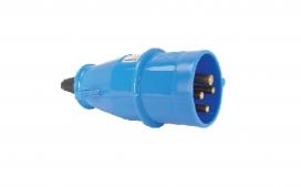 Plugue industrial 3P+T 16A - 220/240V