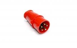 Plugue industrial 3P+T 16A - 380/440V