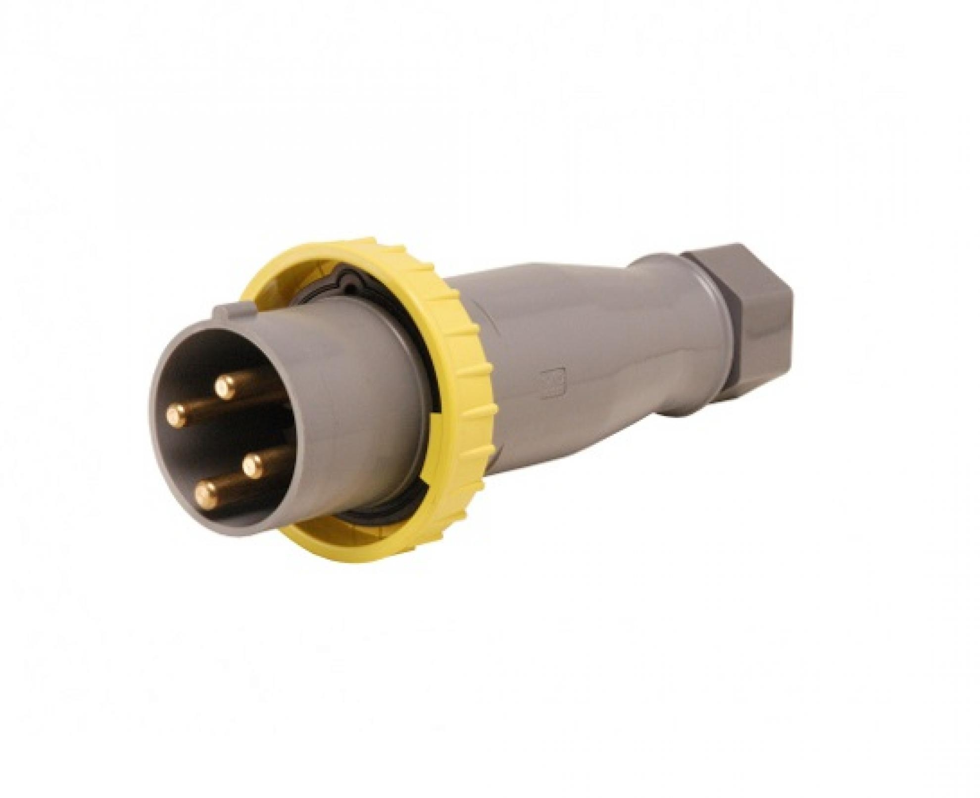 Plugue industrial 3P+T 125A - 380/440V