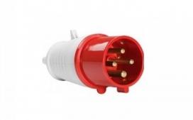 Plugue industrial 3P+T+N 32A - 380/440V