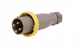 Plugue industrial 3P+T+N 125A - 380/440V