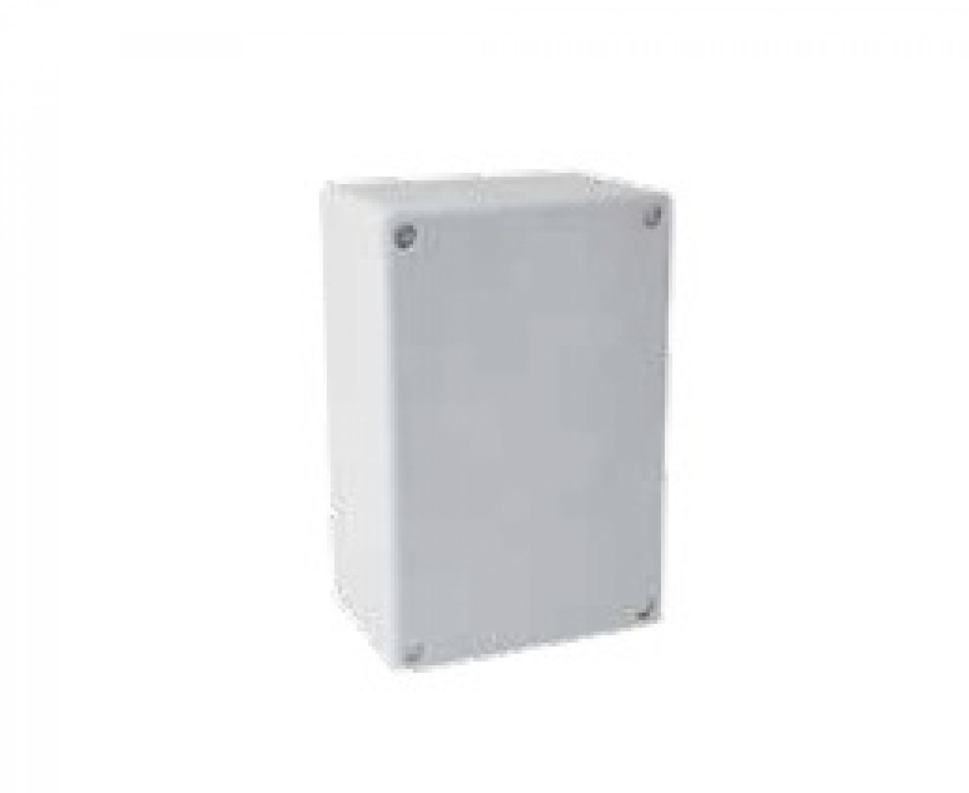 Caixa plastica nylon - 126x86 67MM