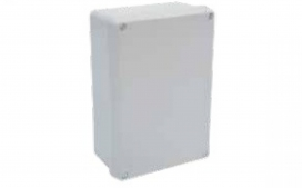 Caixa plastica nylon - 197x146 101MM