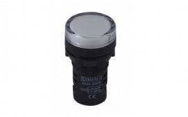 Sinaleiro LED - 22MM BR 110/220V AMPL4Y