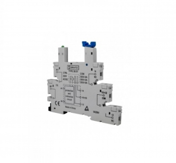 Base Para Rele Acoplador Fino 3851L 24VDC O