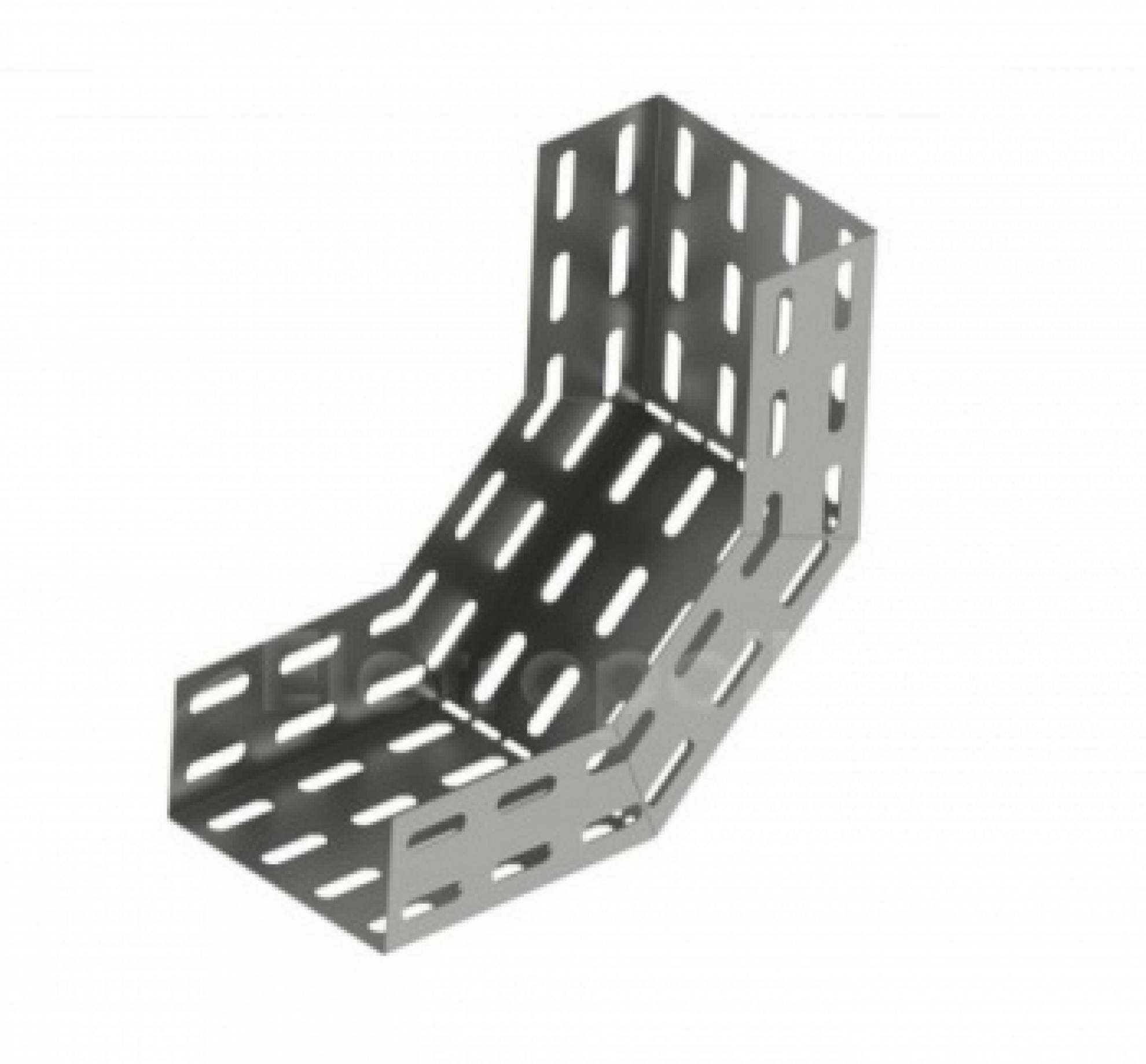 Curva Vertical EXT Perfurada 150x100