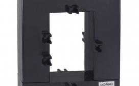 Transformador de Corrente (TC) Bipartido Linha DP58 Rela��o de 400/5A - Abertura 50 X 80mm Classe 1%