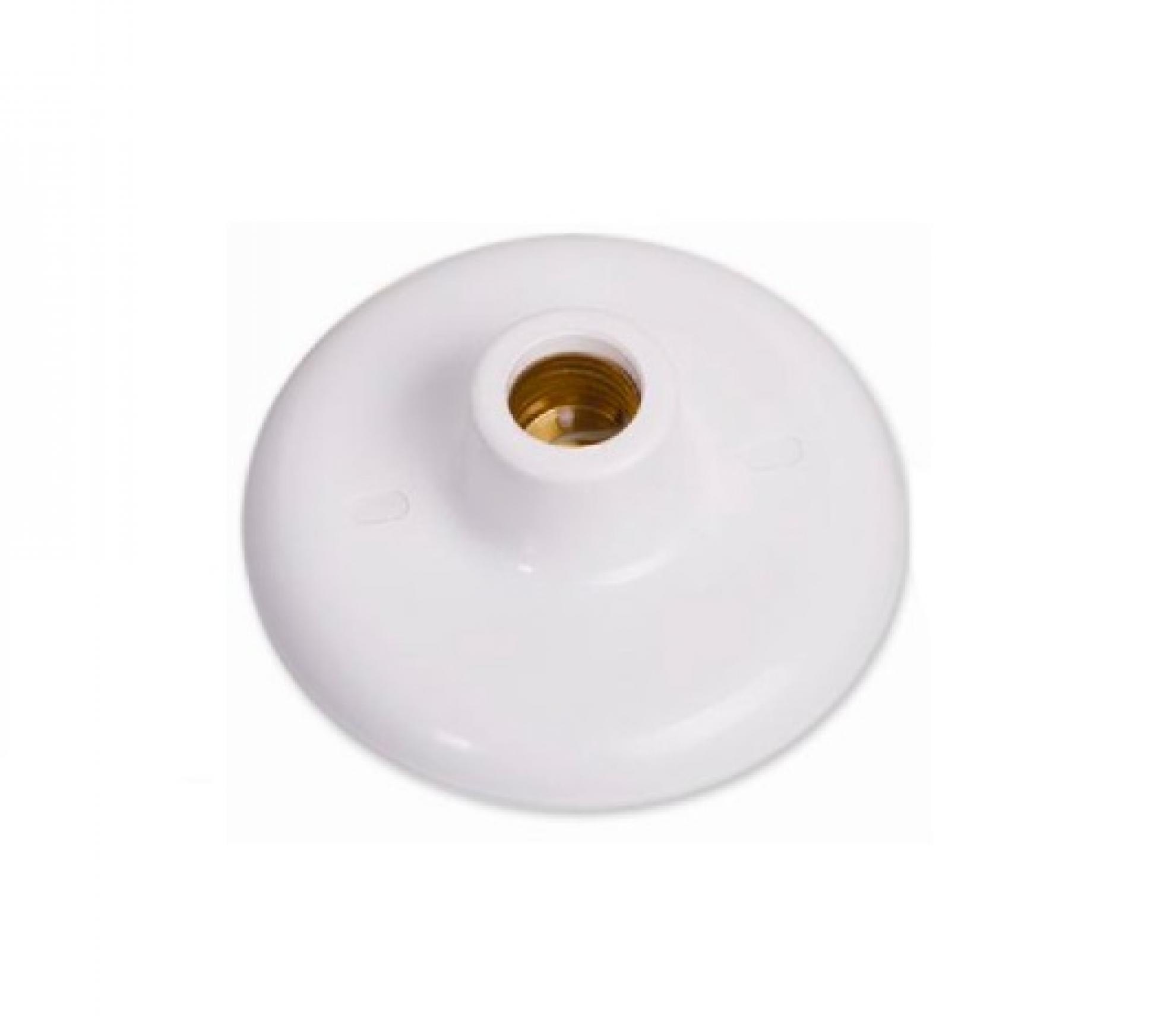 Plafon 60W - Branco