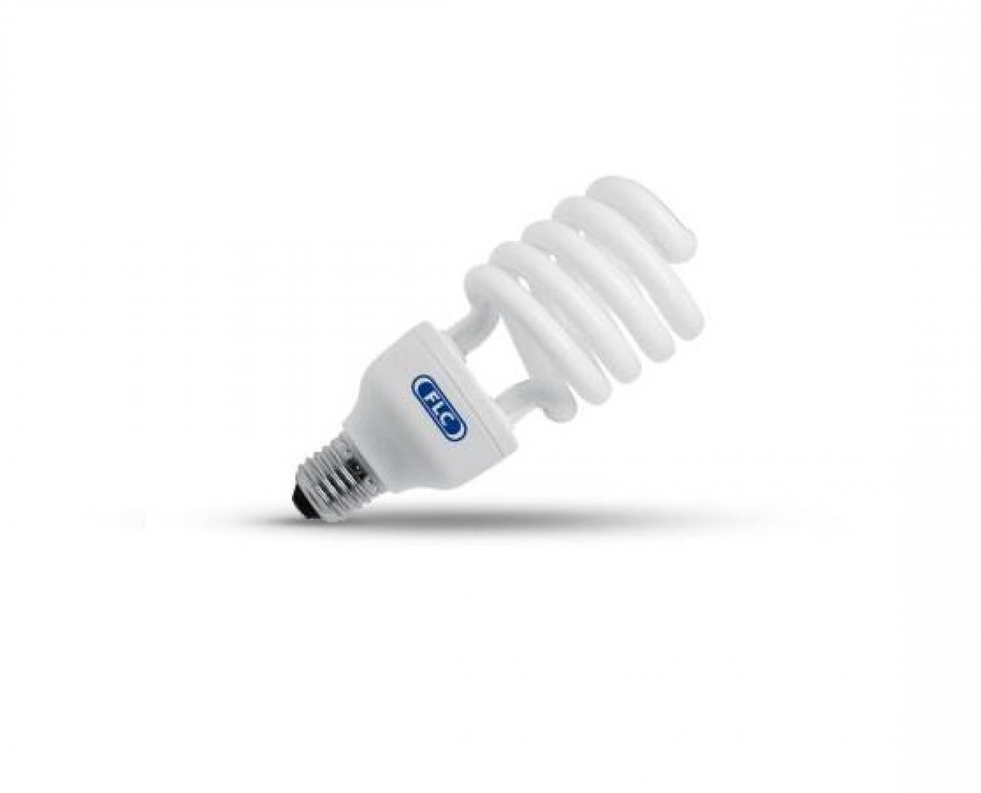 Lampada Espiral - Alto Fator 85W 220V  E40