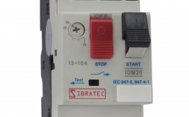 Disjuntor Motor IDM10-GV2 Ajuste 4~6A