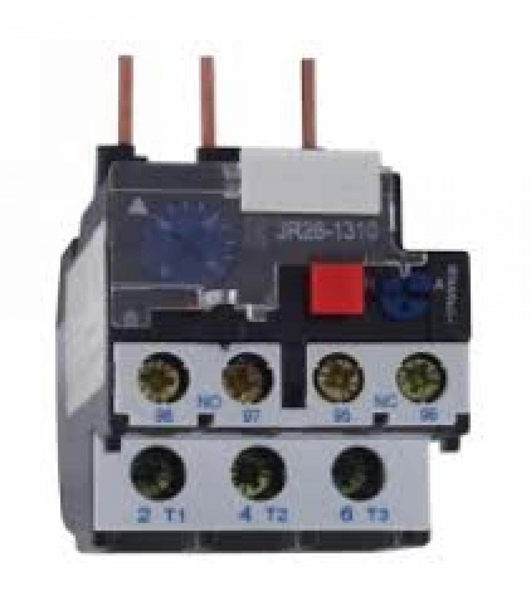 RELE TERMICO 63 - 80A IC40/IC95 1NA+1NF JR 28