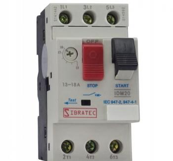 Disjuntor Motor 02,5-4A IDM08