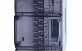 M�dulo Expans�o CLP Wecon-LX3V- 4AD - 4 Entradas Anal�gicas - Alimenta��o 24Vcc