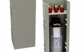 Capacitor trifasico Corre�ao de F P 1,5KVAR 320v
