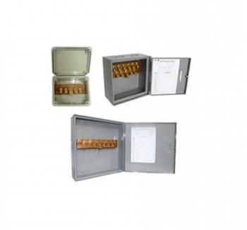 Caixas de equipotencializa��o 9T - Uso interno