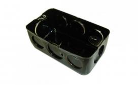 Caixa de ferro 4x2 CH20- Esmaltada