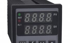 Controlador de Temperatura PID AOB518-G21 48X48 - 1 Sa�da � Rel� Controle + 1 Sa�da Alarme