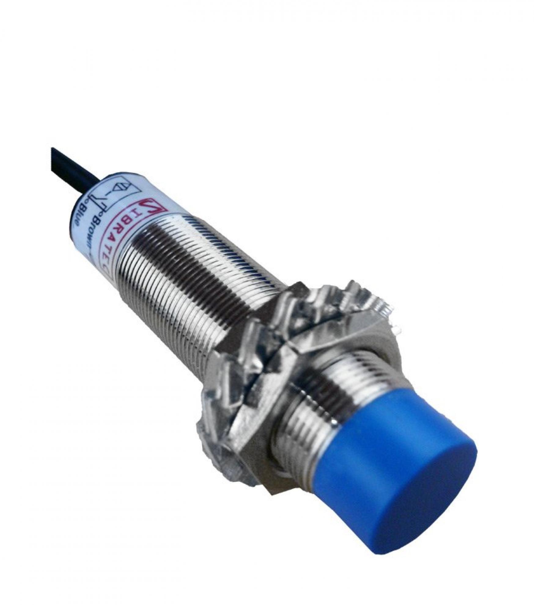 Sensor Indutivo Nao Faceado LM12 PNP NA+NF 6-36VCC 3 Fios