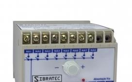 equenciador de Opera��es 8 Sa�das a Rel� - Ajute de tempo 0,5~25s. Alimenta��o 110/220Vca