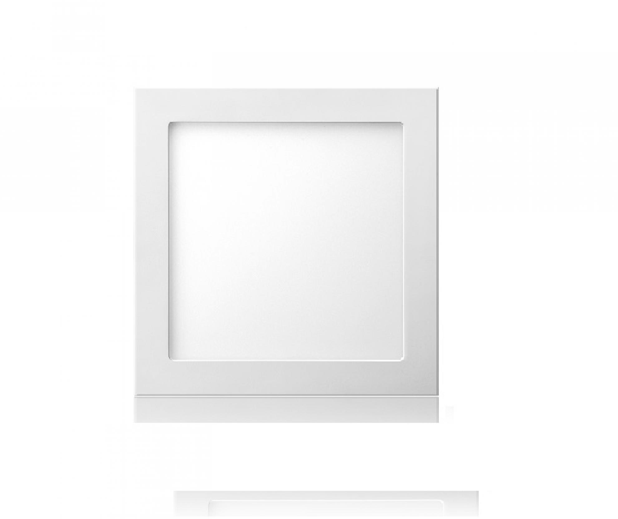 Plafon LED embutir - 18W