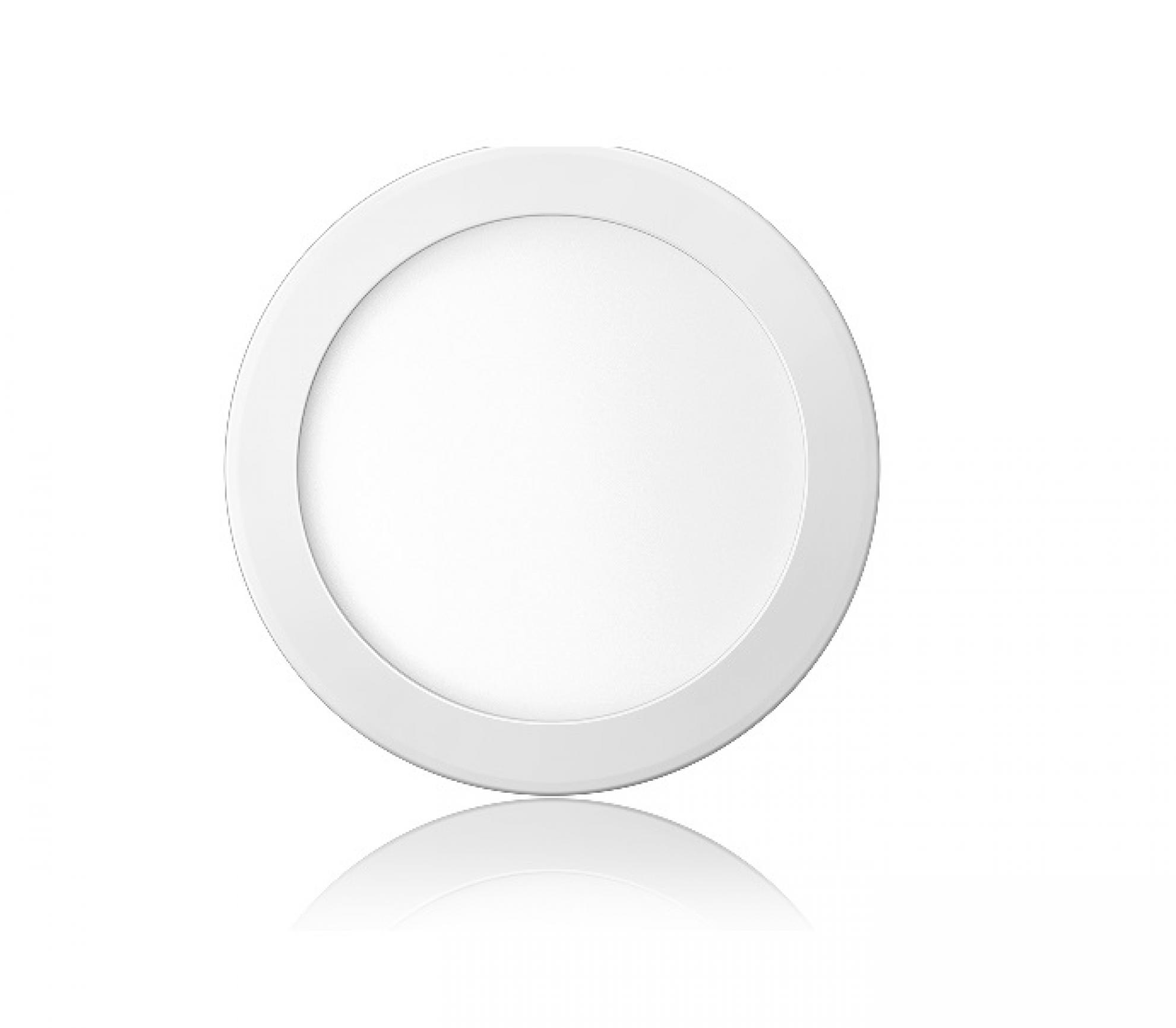 Plafon LED embutir - 25W