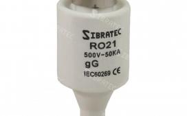 Fus�vel Diazed RO21 6A 500V 50KA (Quantidade m�nima multiplos de 20 unidades)