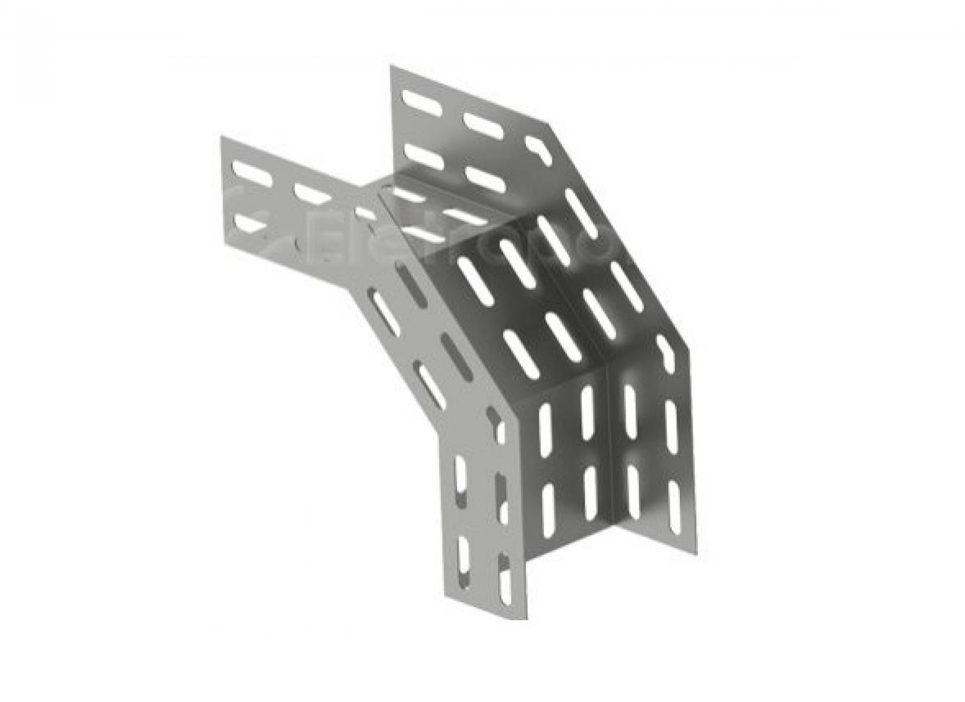 Curva vertical externa - 100x50 90�