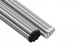 Eletroduto galvanizado eletrol�tico 1.1/2 - Medio