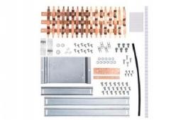 Kit barramento DIN trifasico 16E - 100A